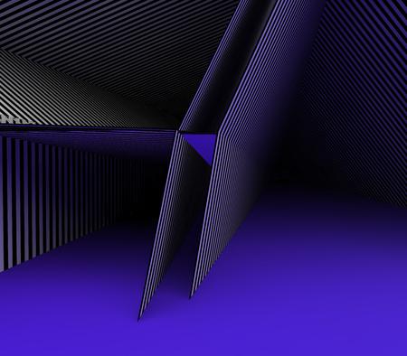 Abstract stripes Stockfoto - 104555104