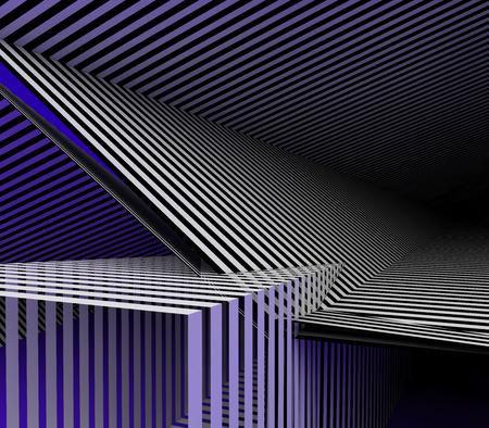 Abstract stripes Stockfoto - 104555100
