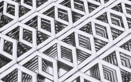abstract construction Stockfoto - 105341665