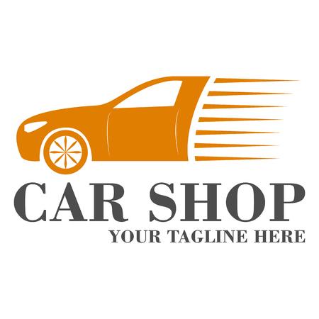 Vente de voiture logo modèle de conception vecteur eps 10