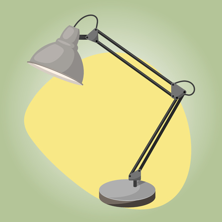 Table lamps icon
