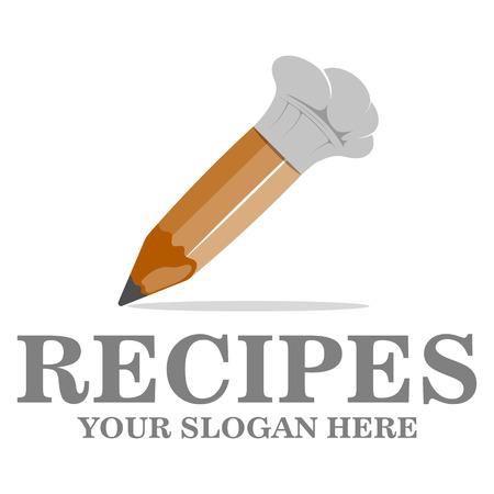 vintage telephone: Recipes template slogan