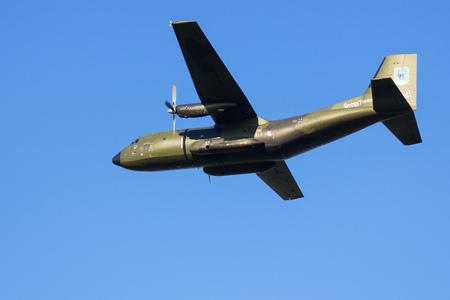Air Force Transporter Transall