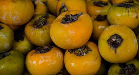 ebenaceae: Persimmon fruits