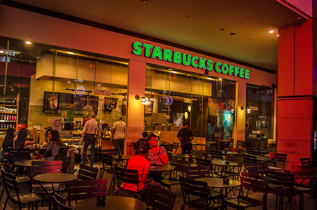 starbucks: Starbucks Coffee Editorial