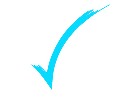 passed test: check sign, illustration of a check symbol.