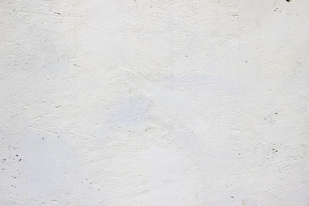 old concrete wall with a layer of whitewash, stucco texture Banco de Imagens