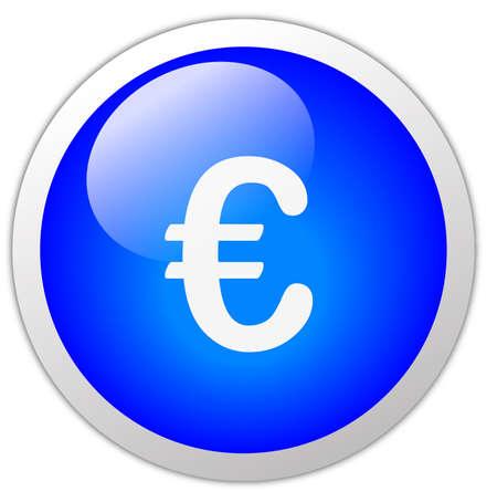 Euro Icon Button
