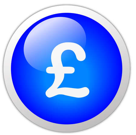 Pound Icon Button photo