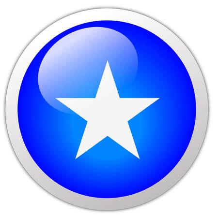 favourites: Star Icon Button