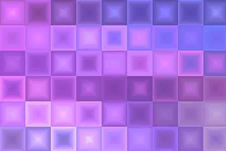 Light Blue Purple Tiles Abstract Background