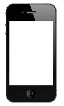Apple iPhone 4s Stock Photo - 14819680