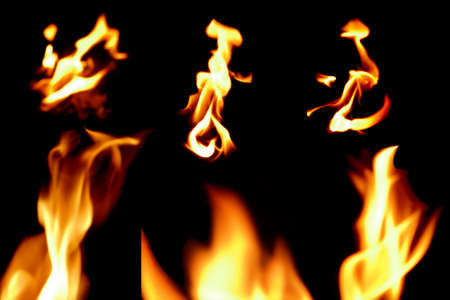 Fire Flame Collection