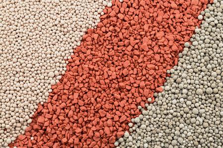 inorganic: Composite mineral fertilizers. Background