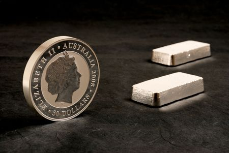 argent: Silver