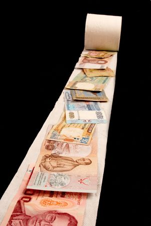 worthless: Soft currencies