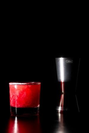 hemorrhage: Cocktail di designier chiamato emorragia cerebrale e misura