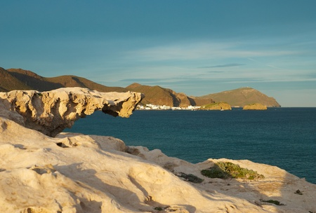 Cabo de Gata natural park, Almeria, Spain
