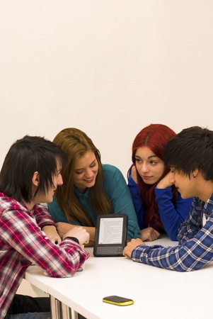 unstoppable: Electronic learning, quite an unstoppable trend