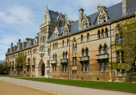 oxford: Oxford Christ Church college Editorial