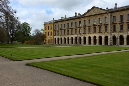 Magdalen College, Oxford University
