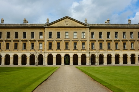 Magdalen College, Oxford University