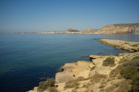 placid: Placid  Cabo de Huertas at the doorstep of Alicante town