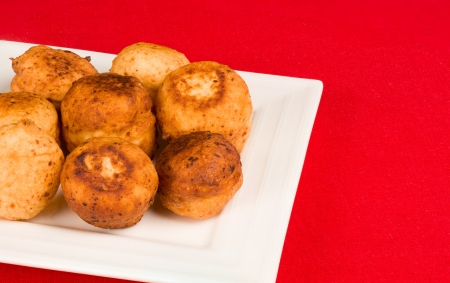 Cheese filled buns, a South American classic photo