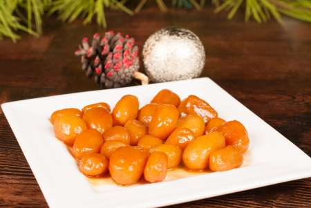brunende kartofler a swedish christmas food classic stock photo 15882175 - Swedish Christmas Food