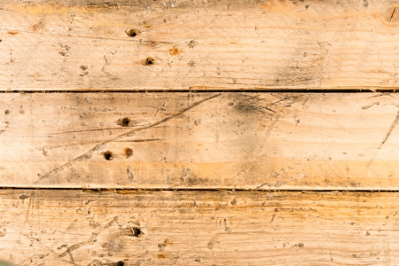 bad condition: Old flooring wooden planks in bad condition Stock Photo