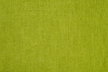 corduroy: Full frame prendere di tessuto di velluto verde