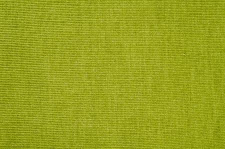corduroy: Full frame take of green corduroy fabric