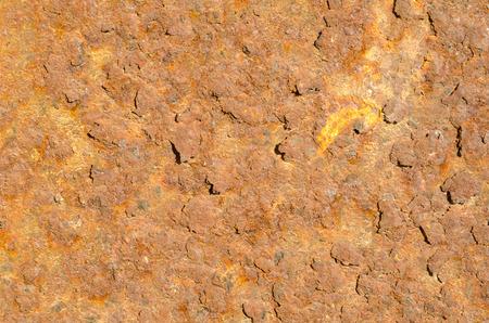 oxidized: Marco aproveche de una hoja oxidada de metal de