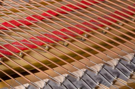 classical mechanics: The complex mechanisms that hide inside a piano