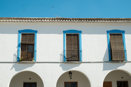 Fachadas De Casas Andaluzas Affordable Fachada Del Saja With