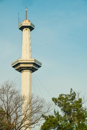aires: Buenos Aires amusement park tower