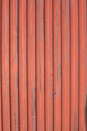 sheet: Sheet of red corrugated iron Stock Photo