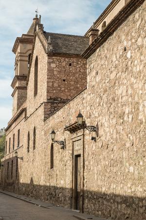 cordoba: Jesuit church in Cordoba old town, Argentina