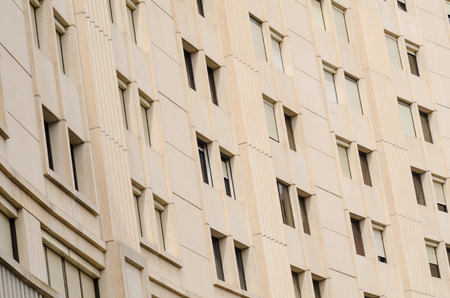 high rise building: Full frame take of  the windows of a high rise building