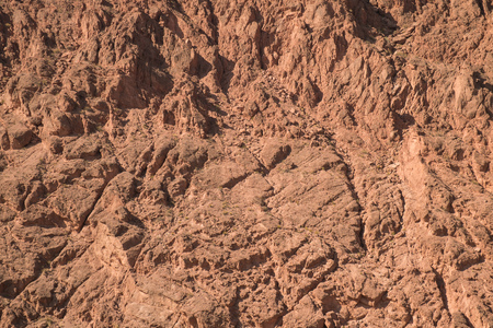 geological feature: Full frame take of a limestone rock face