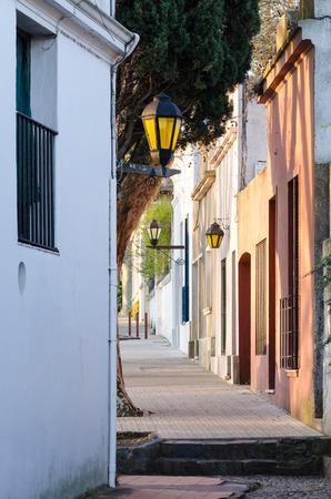 Colonia del Sacramento old town, Uruguay