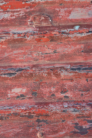 Rusty metal planks  with a weathered texture  Stock Photo