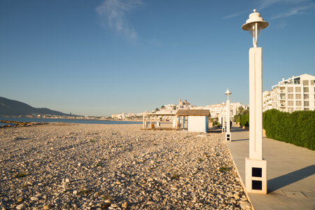 Altea resort on a sunny Morning, Costa Blanca, Spain