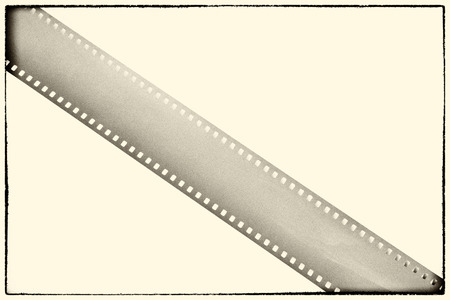 Film roll from the analog photograpy times Banco de Imagens