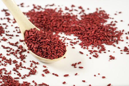 Dried red yeast rice