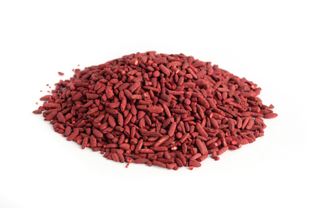 Red fermented yeast rice