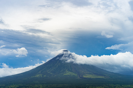 Mayon Volcano in Legazpi