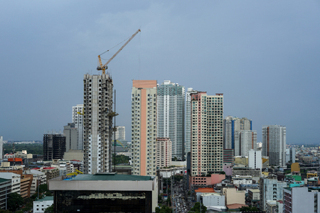 Growth of Makati city - Manila