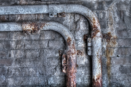 durty: Grunge Rusty Pipes