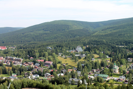 vue d ensemble: Harrachov Overview
